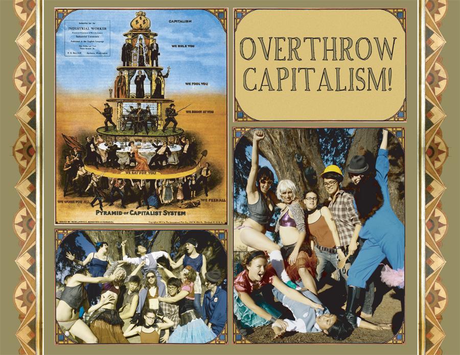 capitalism is a pyramid scheme art amp social movements