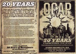 OCAP 20