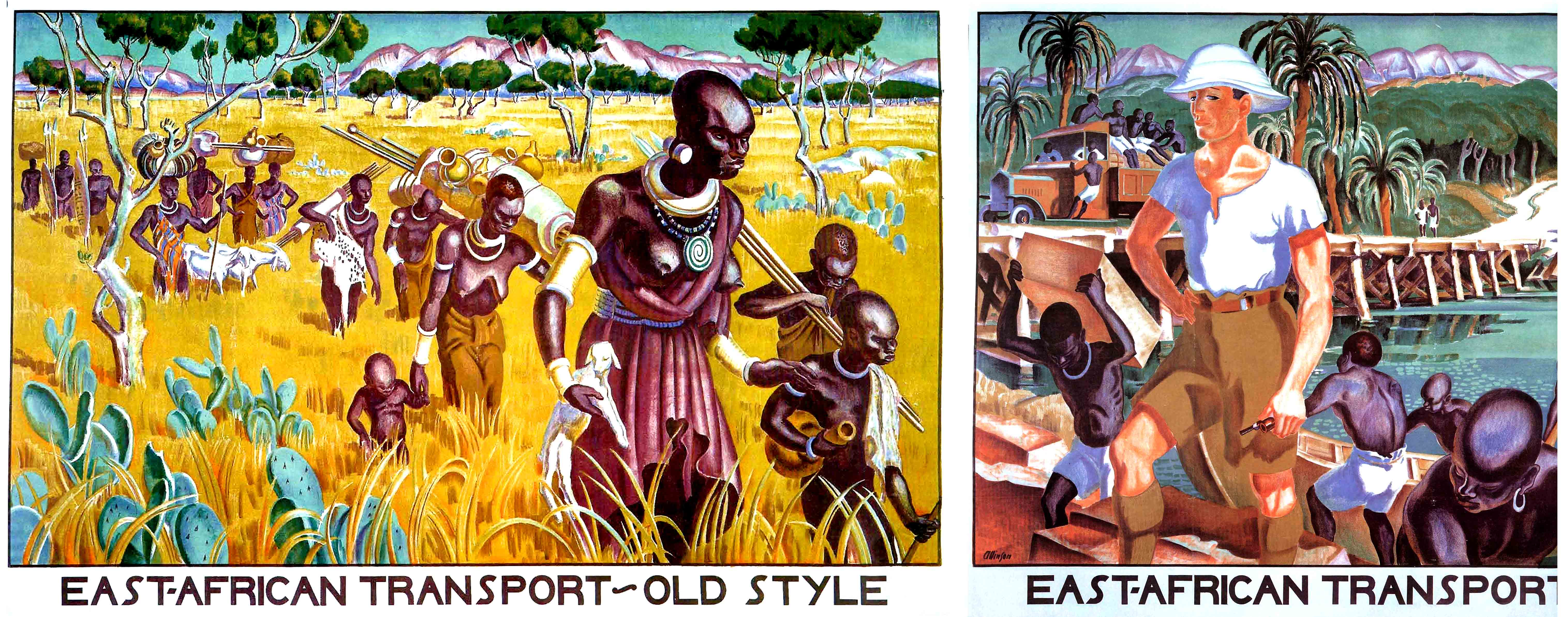 Colonialism And Abstract Art